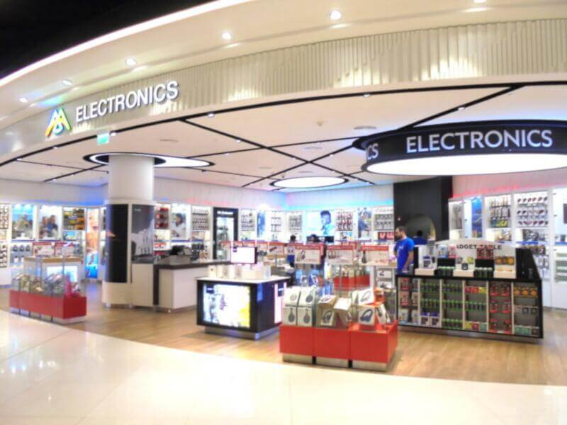 Royal Capi-Lux | Leading airport retailer in electronics